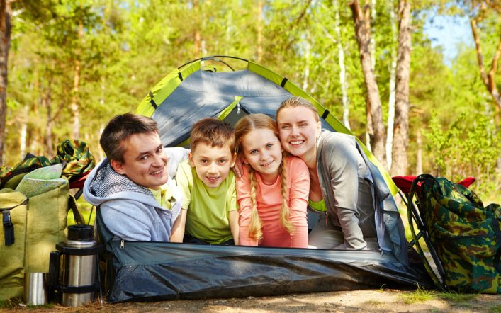 6 Tips to Take Camping Trips with Kids