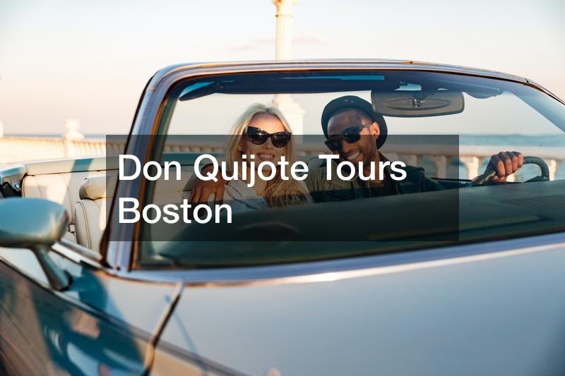 Don Quijote Tours Boston