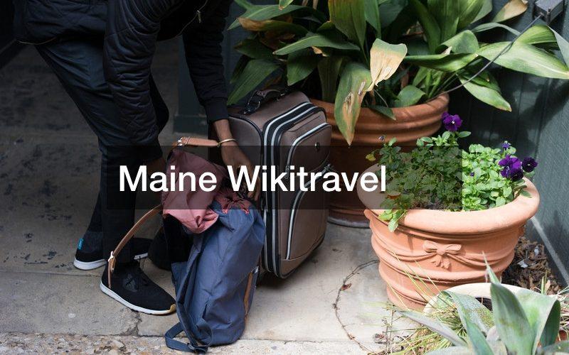 Maine Wikitravel