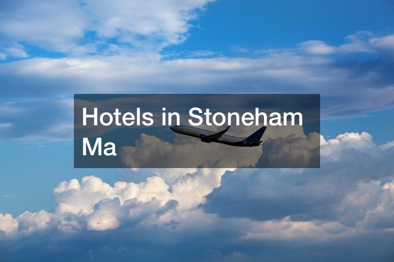 Hotels in Stoneham Ma
