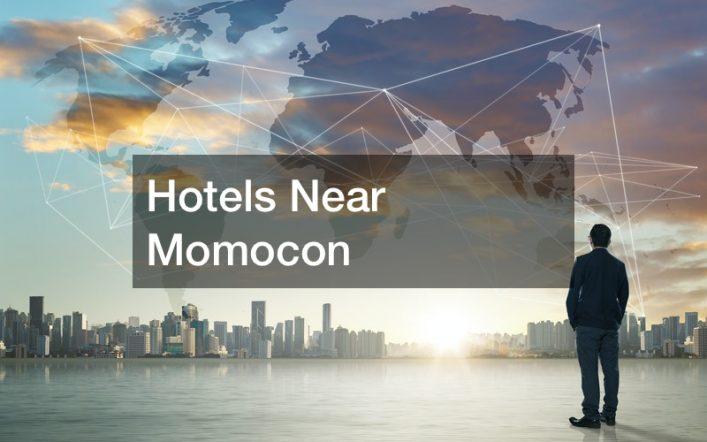 Hotels Near Momocon